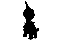 Pokemon Characters Png Silhouette