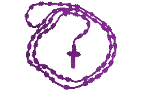Rope Rosary Png Background