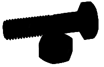Screw Rivet Bolt Png Image Clipart