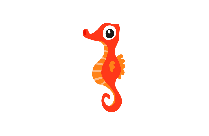 Seahorse Transparent Background