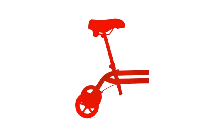 Seated Knee Scooter Hd Png Clipart Download