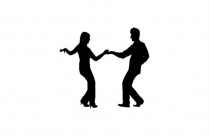 Couple Dancing Png With Transparent Background