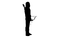 Speedy Dc Png Silhouette Transparent Background