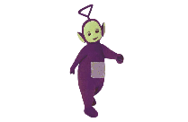 Cute Teletubby HD PNG Image