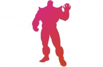 Thanos Png Transparent Clipart For Download