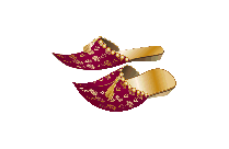Traditional Footwear For Men PNG Clipart Image