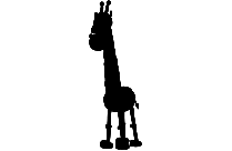Bull Pokemon Png Silhouette Transparent Background