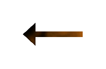 Transparent Arrow To The Left Silhouette, Arrow To The Left Png Image