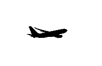 Transparent Background Airplane Png