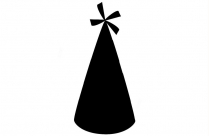 Transparent Background Birthday Party Hat Png