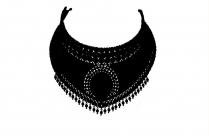 Transparent Background Indian Necklaces Png
