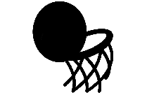 Black Child Playing Basketball Png Transparent Background