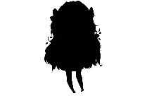 Transparent Stick Girl Png Vector