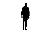 Transparent Persons Walking Clipart, Persons Walking Png Image