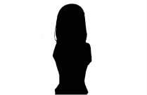 Girl Standing Png With Transparent Background