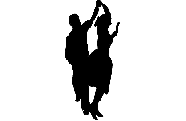 Transparent Salsa Dancer Clipart, Salsa Dancer Png Image