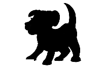 Dog Breed Vector Png