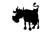 Transparent Sheep Silhouette, Sheep Png Image