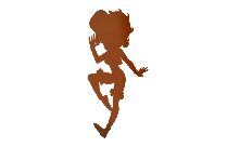 Transparent Funny Girl Png Vector