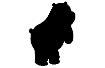 Bear Png, Transparent Bear Vector