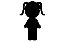 Cute Girl Png Clipart