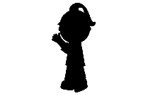 Little Stick Girl Png Download