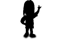 Transparent Girl Standing Png Clipart Free Download