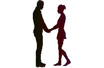 Transparent Couple In Love Clipart Png