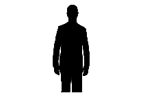 Transparent Man Standing Clipart, Man Standing Png Image