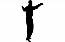 Wedding Couple Dancing Png Silhouette Transparent Background