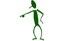 Transparent Person Pointing Out Png Image