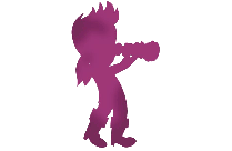 Transparent Pirate With Telescope Png Logo
