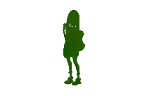 Cute Girl Hare Png Hd Image With Transparent Background