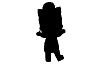 Transparent Little Girl Pointing You Clipart Png