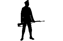 Transparent Soldier Shadow