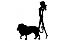 Walking With Dogs Png Transparent Image For Download
