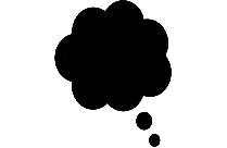 Thinking Bubble Png Hd Image With Transparent Background