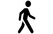 Person Walking Up Stairs Png Background