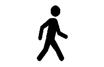Transparent Background Person Walking Png