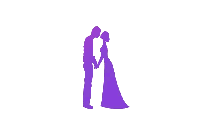 Couple Vector PNG Image