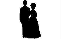 Transparent Cute Happy Couple Clipart, Cute Happy Couple Png Image