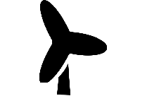 Transparent Wind Turbine Png For Free
