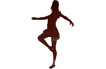 Colorful Conga Dance Art Png Clipart