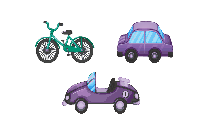 Vehicle Toys Vector Png