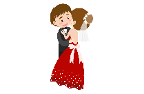 Valentine Lovers Cute Png Vector
