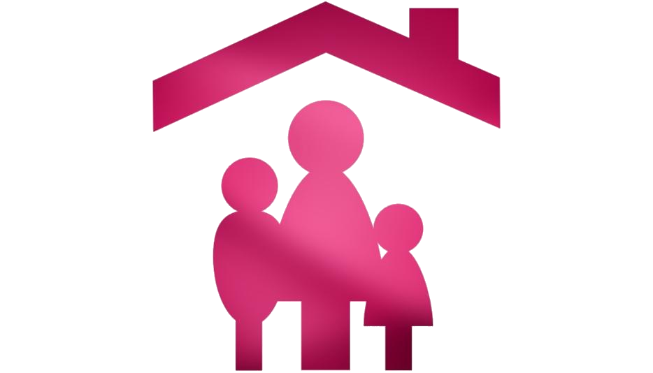 Transparent Family Home Png Image