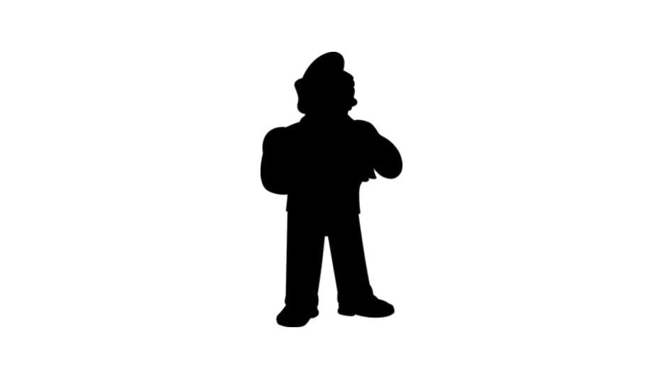 Transparent Fat Tony Clipart, Fat Tony Png Image