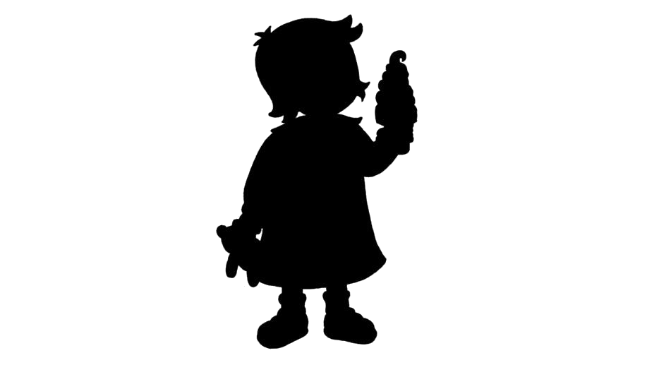 Transparent Girl Silhouette, Png Clip Art