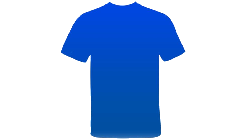 Transparent Half Sleeve T Shirt Silhouette, Half Sleeve T Shirt Png Image