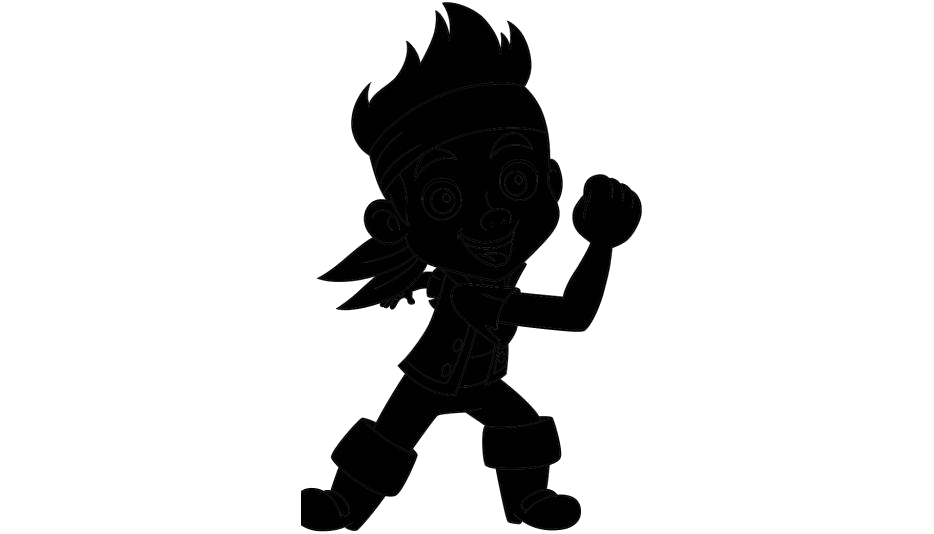 Transparent Jake The Neverland Pirate Png Clipart Free Download